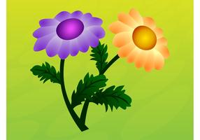 Floral Vector Graphics