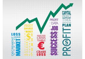 Finance Text Art
