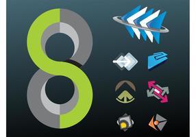 Abstract Logo Designs