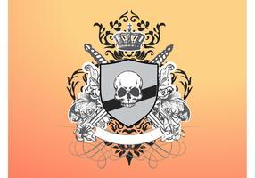 Skull Blazon