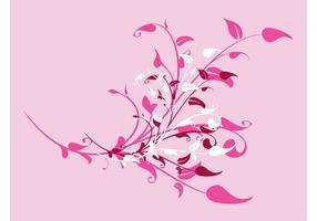 Pink Flowers Design