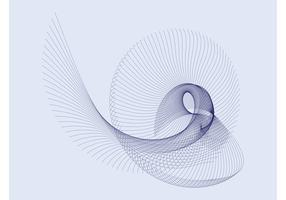 Spiraling Lines