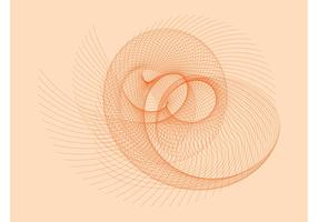 Curved Wireframe