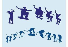 Jumping Skaters