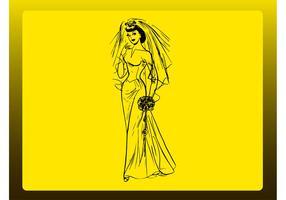 Sexy Retro Bride