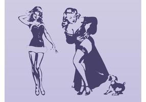 Sexy Pinup Girls