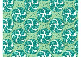 Round Flowers Pattern