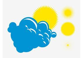 Vector Sun Icons
