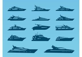 Yacht Vectors