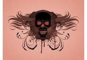 Skull Vector Graphics