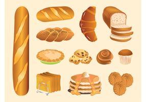 Pastry Vectors