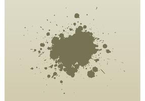 Vector Grunge Splatter