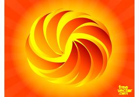 Stylized Fireball