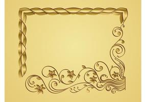 Golden Vector Frame