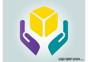 Hands Logo Vector