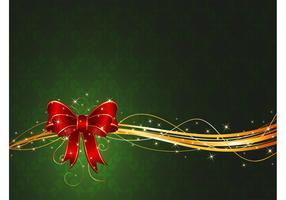 Vector Christmas Ribbon