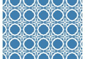 Vector Retro Pattern