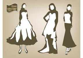 Women In Dresses