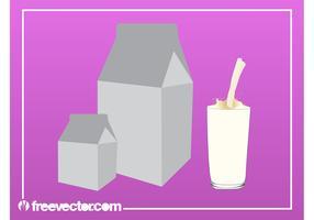 Milk Vectors