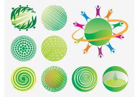 Eco World Icons