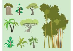 Exotic Trees Vector