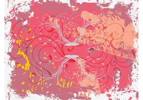 Street Art Vector Background