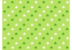 Clover Vector Background