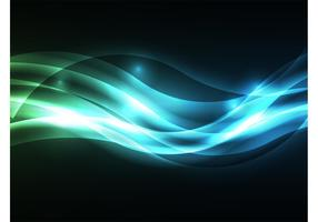 Glowing Vector Background