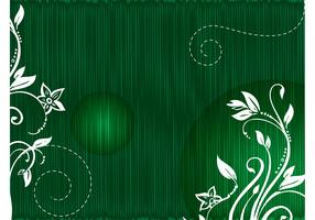 Floral Background Vector Graphics