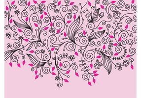 Vector Floral Decorations