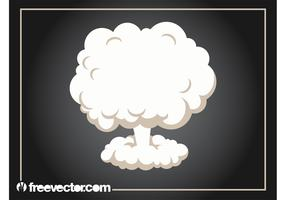 Explosion Vector Cartoon