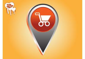 Shopping Pointer Icon