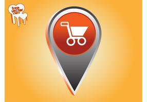 Shopping Pointer Icon