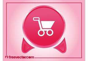 Einkaufen Icon Vektor