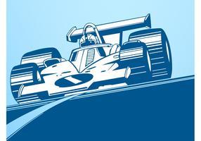 Racing Car Layout