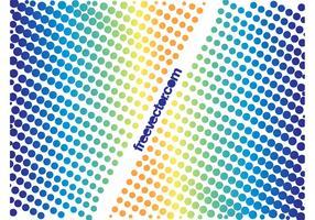 Colorful Halftone Designs