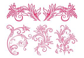 Floral Ornaments Graphics