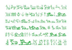 Egyptian Hieroglyphs Pack