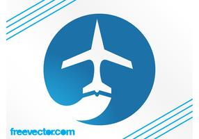 Airplane Logo Graphics