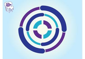 Logo With Circles
