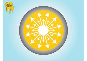 Sun Icon Graphics