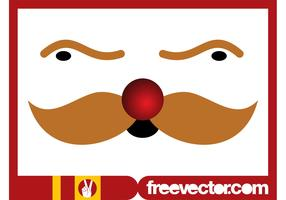Christmas Face Graphics