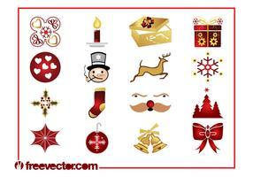 Christmas Graphics Set