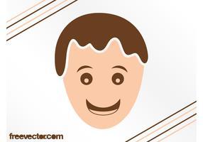 Vector Happy Face