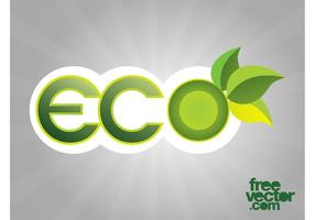 Eco Sticker