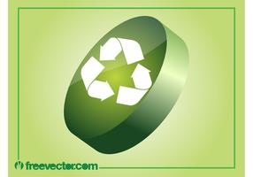 3D Ecology Icon