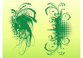 Swirls And Splatter