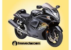 Suzuki Hayabusa Motorcycle