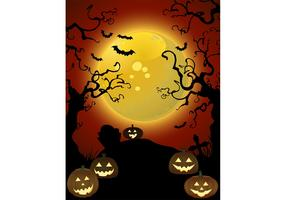 Halloween Night Poster