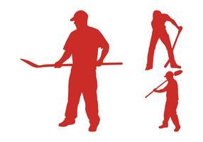 Men With Shovels